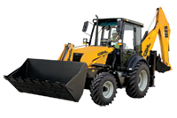 Gehl BL818 SodeShift Backhoe